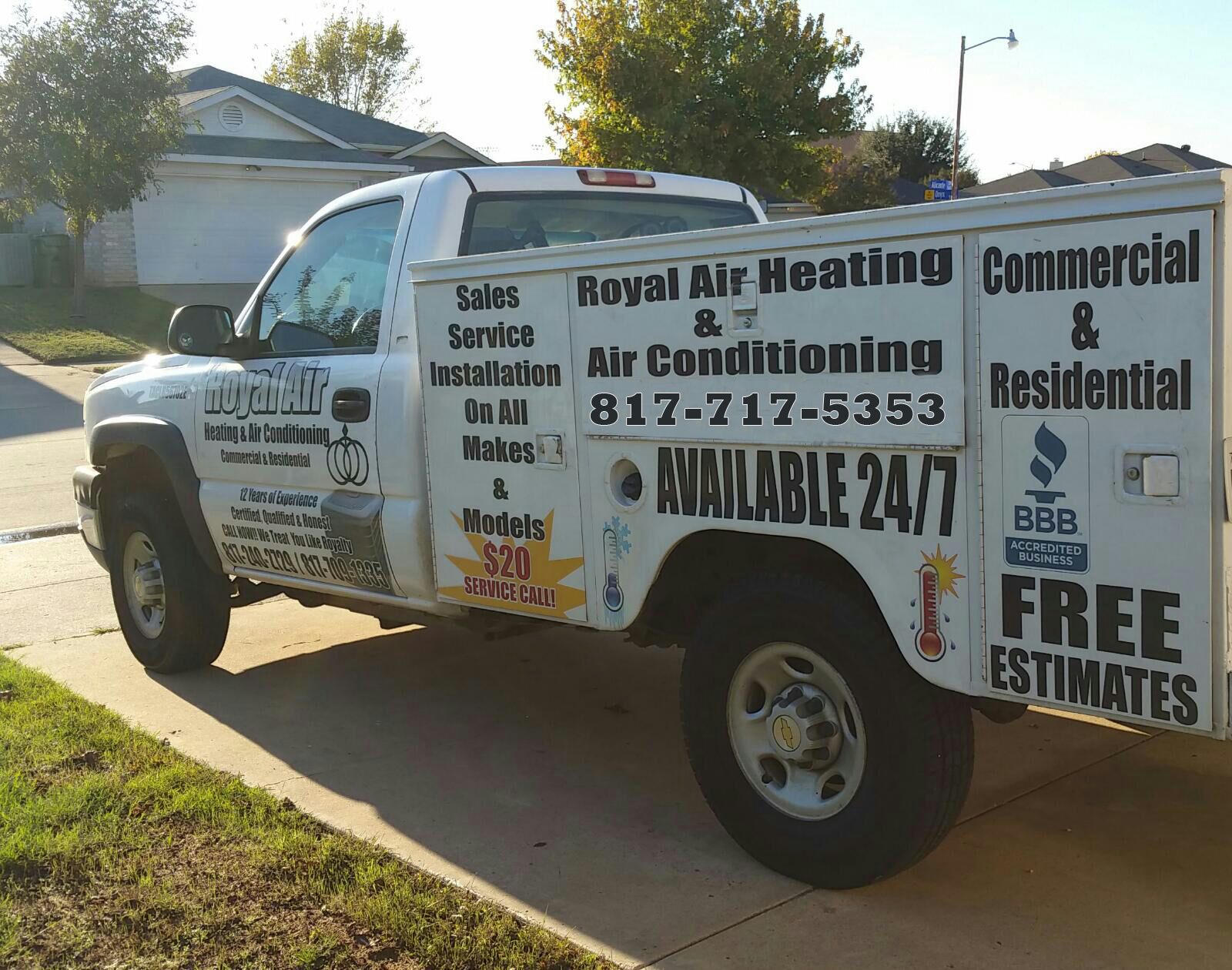 AC Repair In Kennedale